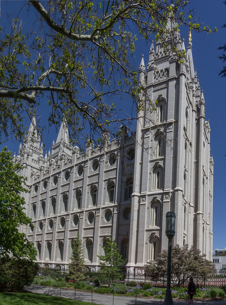 Mormon Salt Lake Temple