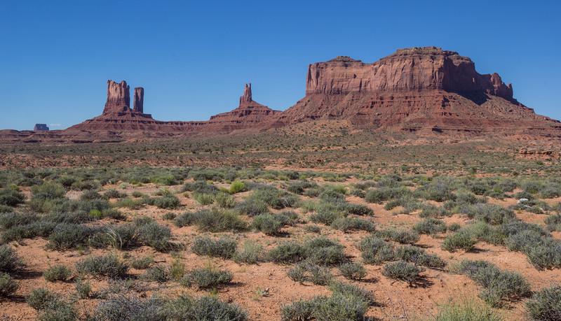 Monument Valley, SE Utah