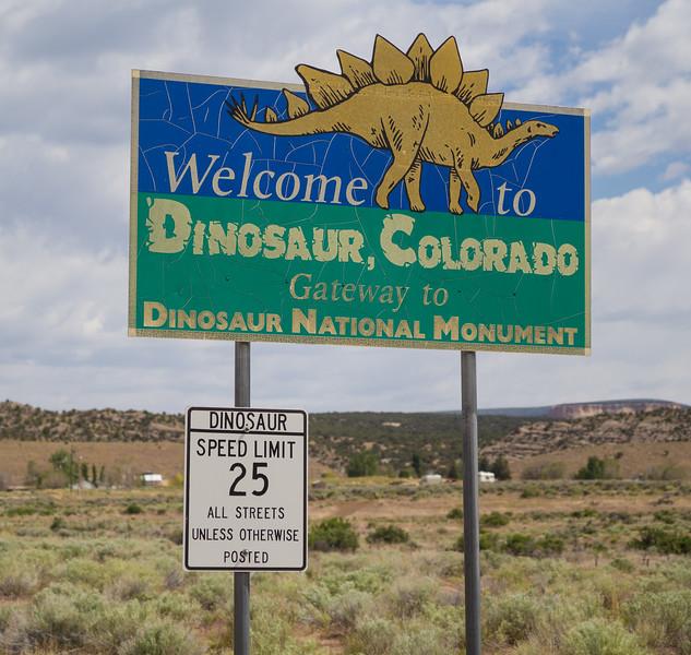 Dinosaur, CO