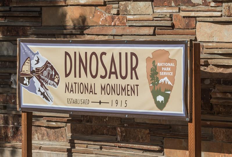 Dinosour National Monument