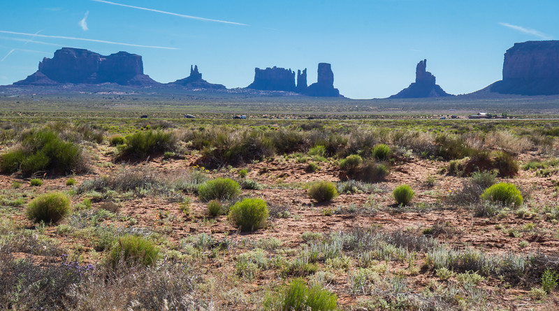 Monument Valley, SE Utah