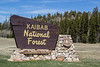 Kaibab National Forest, Grand Canyon N.P.