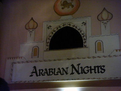 Arabian Nights Dinner Theater
