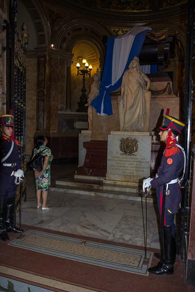 Mausoleum of General San Martín