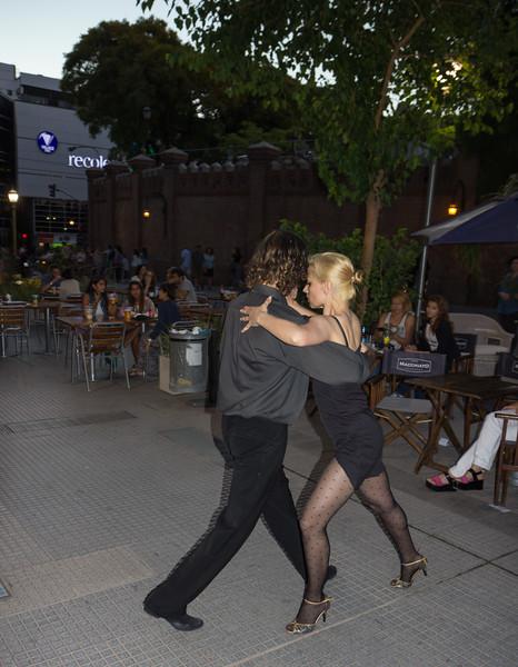Dancing the TANGO