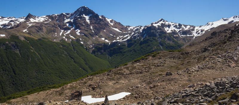 Cerro Alto El Dedal 1916m
