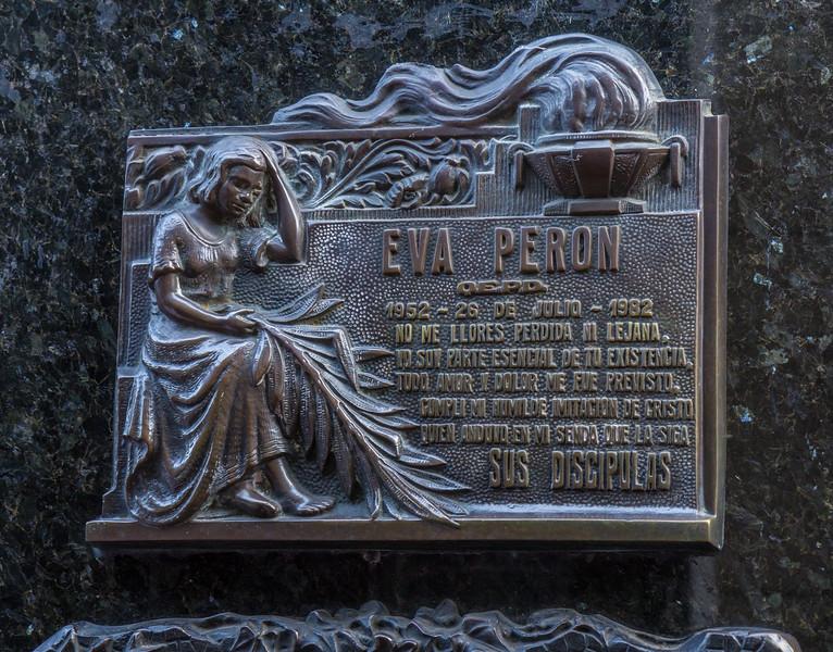 Eva Peron, Evita