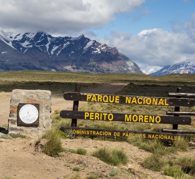 Entrance National Park