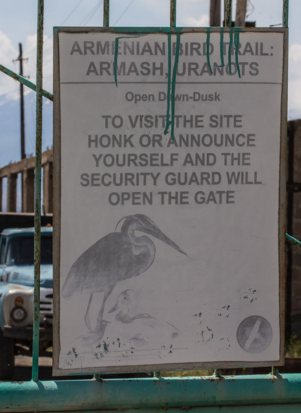 Armenian Bird Trail