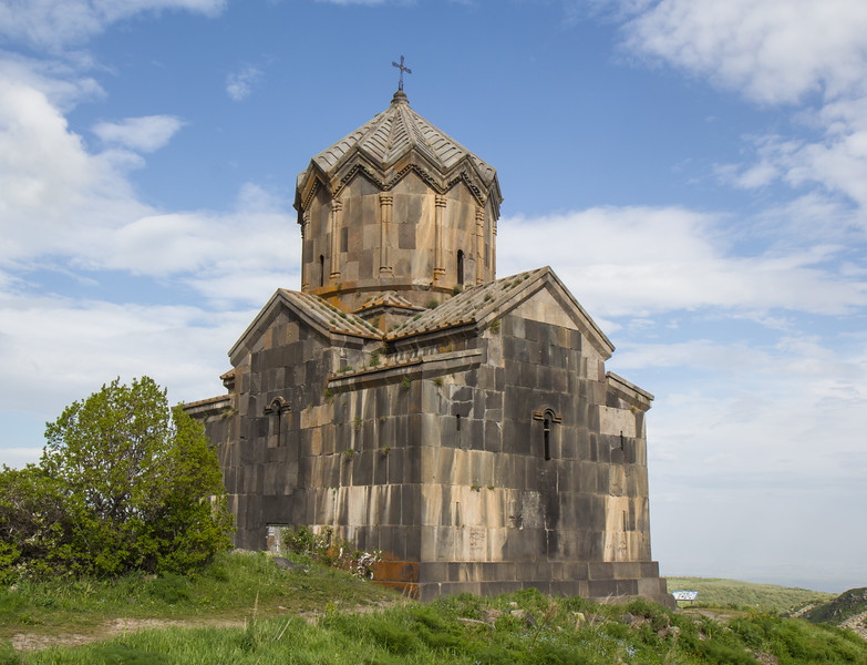 Vahramashen Church near Amberd