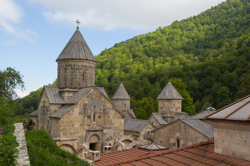 Monastery Haghartin