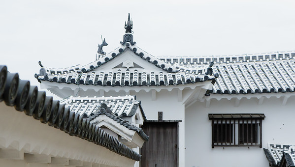 "December 12, 2015 Shirasagi-jō ""White Heron Castle"" Himeji, Japan _MG_1739"