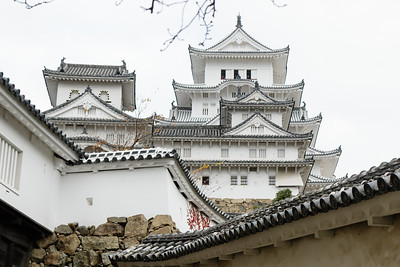 "December 12, 2015 Shirasagi-jō ""White Heron Castle"" Himeji, Japan _MG_1655"