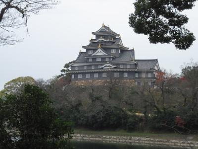 "December 10, 2015 U-jo ""Crow Castle"" Okayama, Japan IMG_6176"