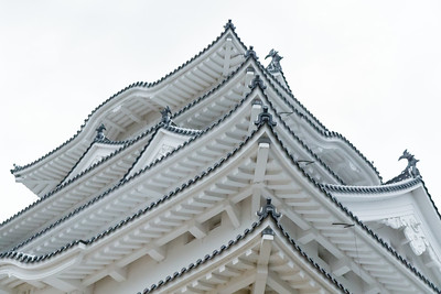 "December 12, 2015 Shirasagi-jō ""White Heron Castle"" Himeji, Japan _MG_1733"