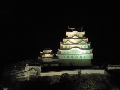 "December 09, 2015 Shirasagi-jō ""White Heron Castle"" Himeji, Japan IMG_6169"