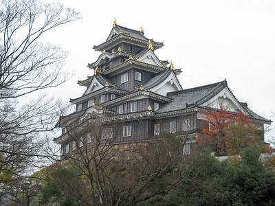 "December 10, 2015 U-jo ""Crow Castle"" Okayama, Japan IMG_6171"