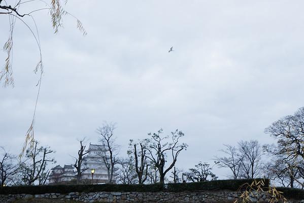 "December 12, 2015 Shirasagi-jō ""White Heron Castle"" Himeji, Japan _MG_1782"