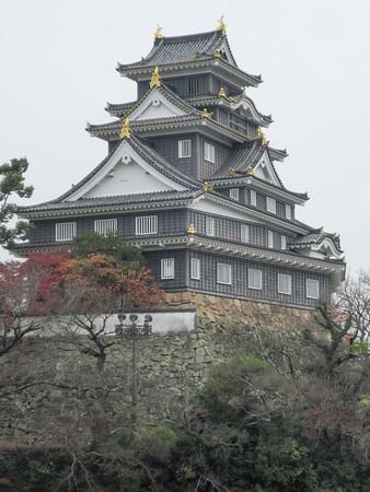 "December 10, 2015 U-jo ""Crow Castle"" Okayama, Japan IMG_6203"