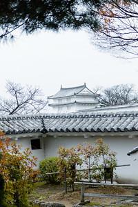 "December 12, 2015 Shirasagi-jō ""White Heron Castle"" Himeji, Japan _MG_1745"