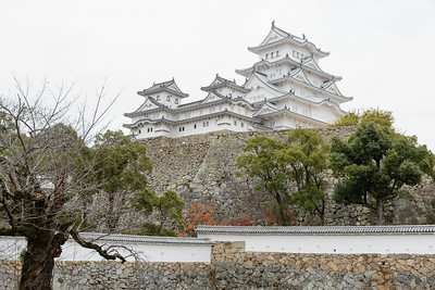 "December 12, 2015 Shirasagi-jō ""White Heron Castle"" Himeji, Japan _MG_1768"