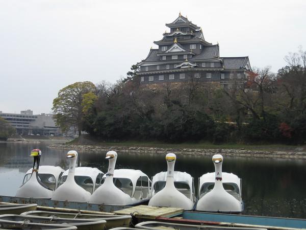 "December 10, 2015 U-jo ""Crow Castle"" Okayama, Japan IMG_6177"