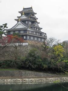 "December 10, 2015 U-jo ""Crow Castle"" Okayama, Japan IMG_6200"