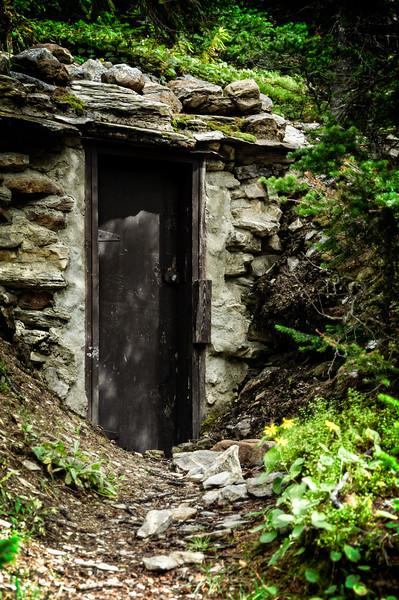 Lizzie's root cellar