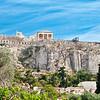 Athens, Parthenon atop the Acropolis