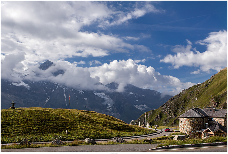 HAUS ALPINE at Grossglockner  High Alpine Road