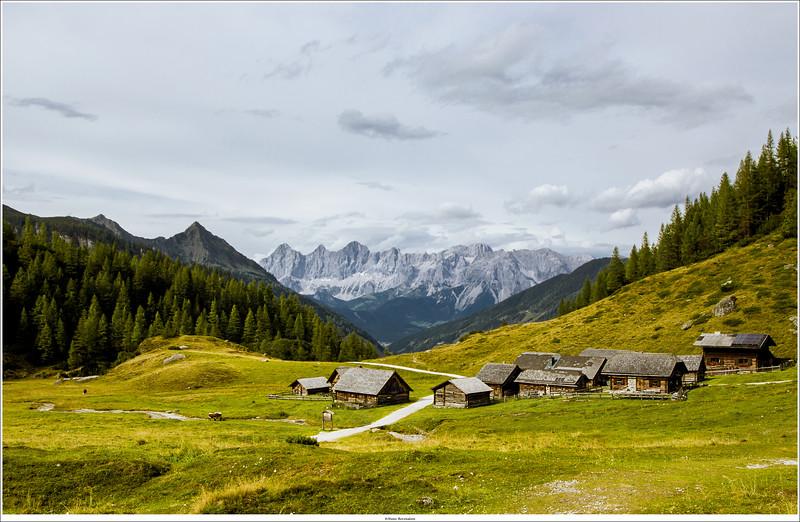 Ursprungalm, Pichl-Preunegg, Austria