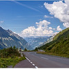 Touring at Grossglockner  High Alpine Road