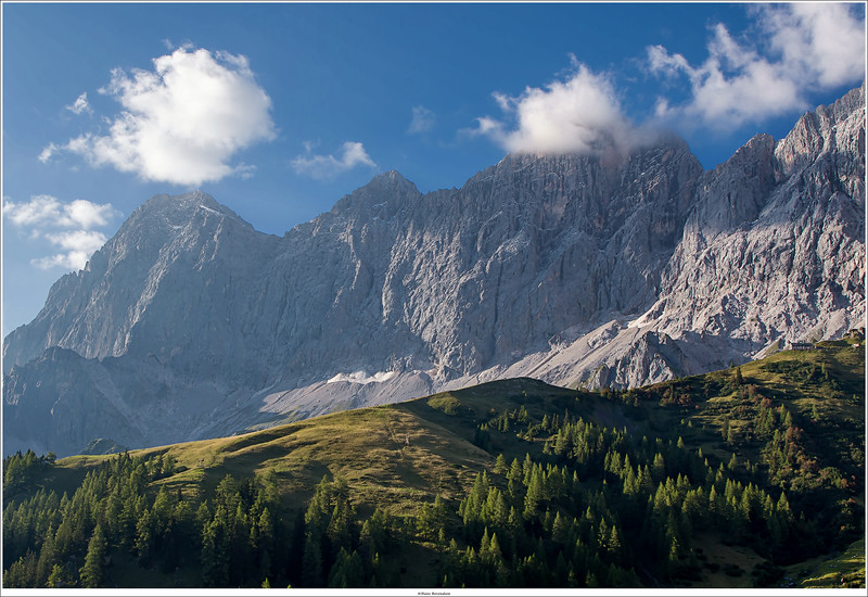 Dachstein mountain, Austria