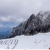 On top of the Dachstein mountain, Austria