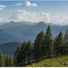 Austria! As seen from the base of the Dachstein mountain.