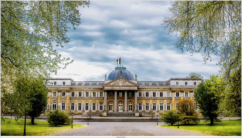 Kasteel van Laeken / Castle of Laeken / Château de Laeken, Brussel (B)