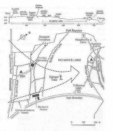 20150427-073400-Beaumont-Hamel-Map