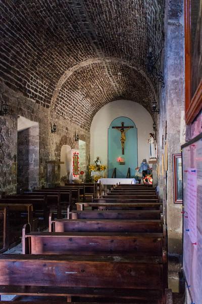 Mission at San Jose de Comondu