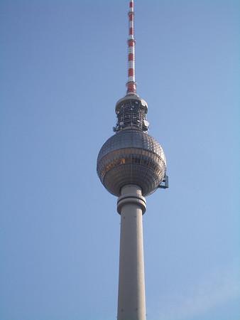 HP Technology @ Work 2007 Trip - Berlin