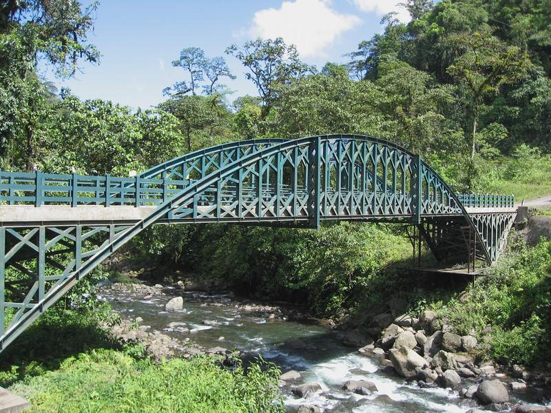 Bridge in the Countryside