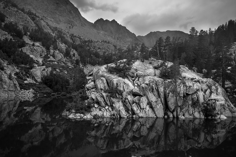 Second Big Pine Lake