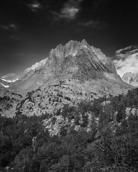 Two Eagle Peak, John Muir Wilderness