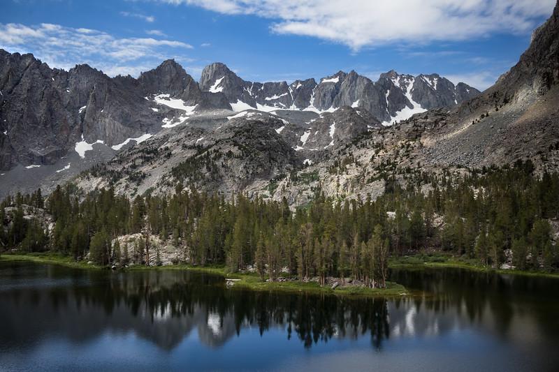 Fourth Big Pine Lake