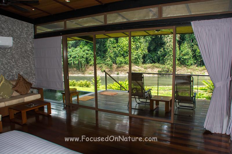 Borneo Rainforest Lodge Villa
