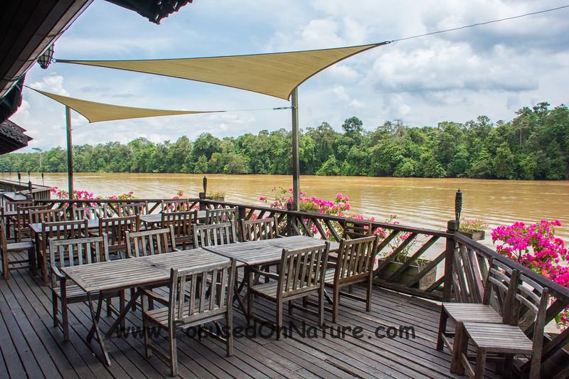 SRL Outdoor Dining Area