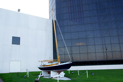 President Kennedy's Sail Boat