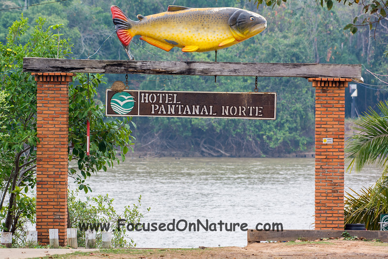 Hotel Pantanal Norte Dock