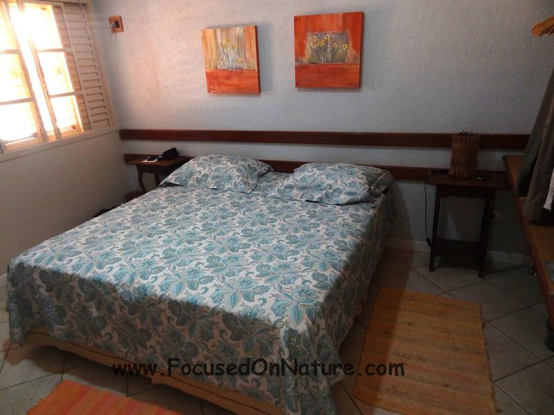 Our Room at Baia das Pedras