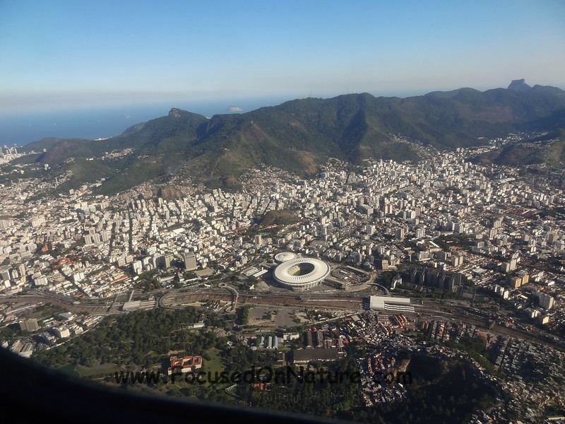 Rio from the Air
