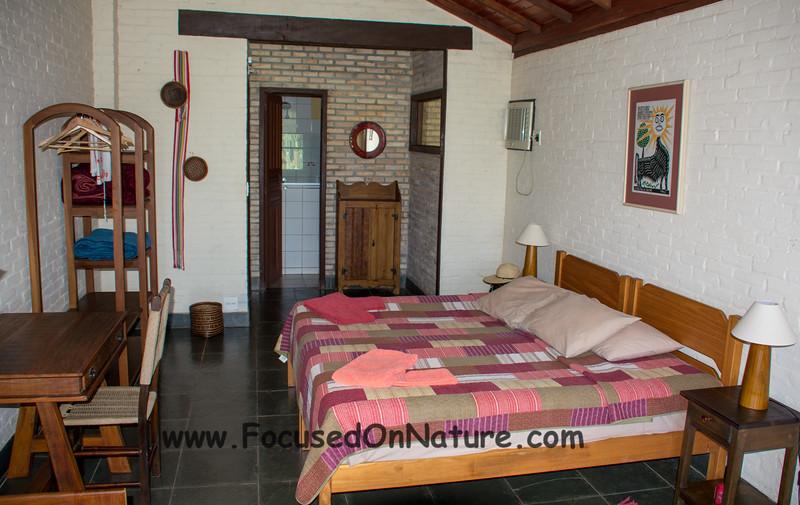 Barranco Alto Red Room